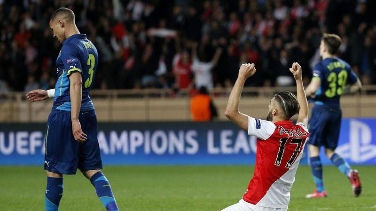 Dramática eliminación del Arsenal en la Champions