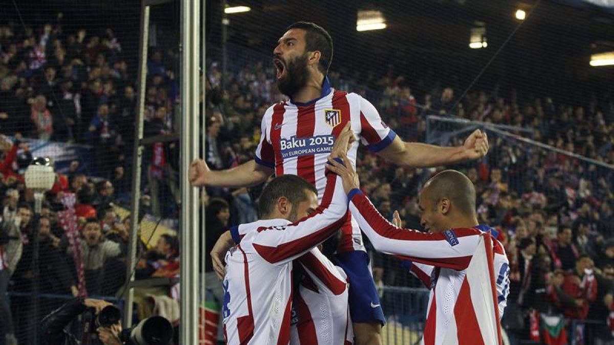 ¡De infarto! El Atlético de Madrid logra sufrida clasificación