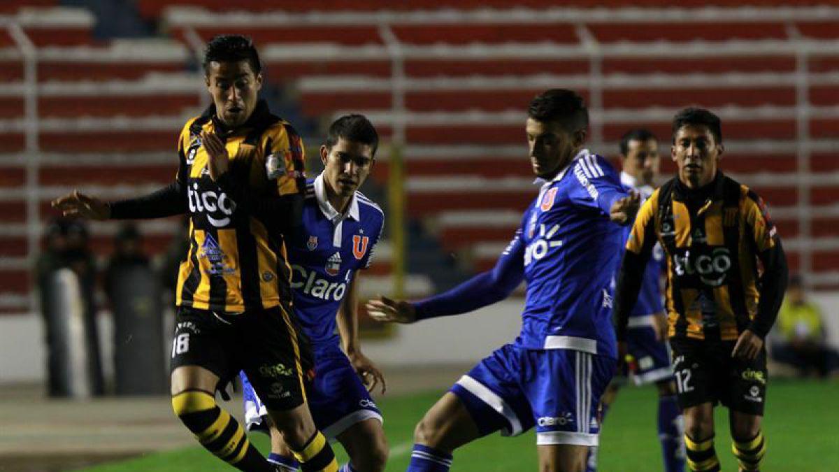 La U y Palestino le dicen adiós a la Copa Libertadores