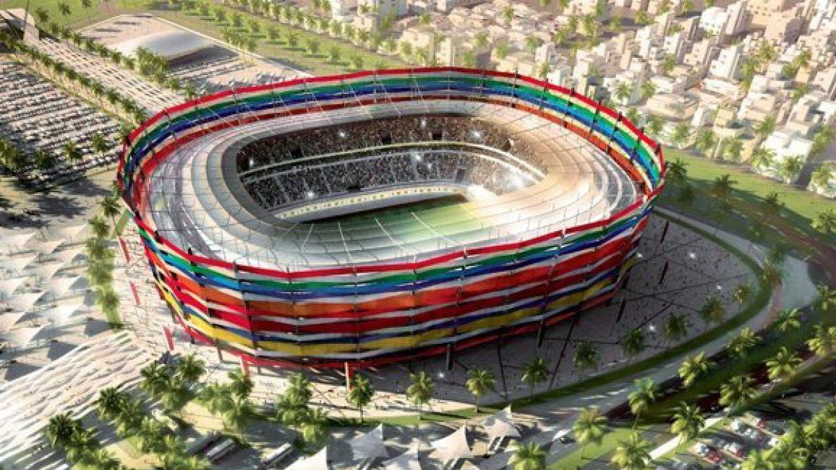 Estos son los estadios que tendría el Mundial de Qatar 2022