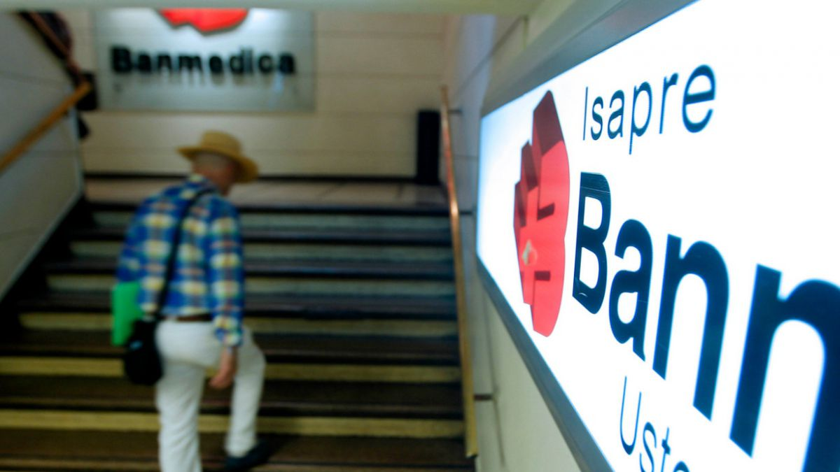 """Presidente de Asociación de Isapres asegura que millonarias utilidades son """"una falsedad"""