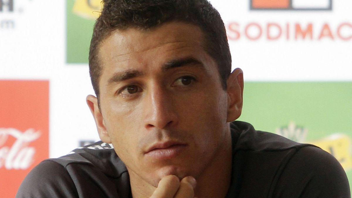 Carlos Carmona es liberado de convocatoria para amistoso internacional
