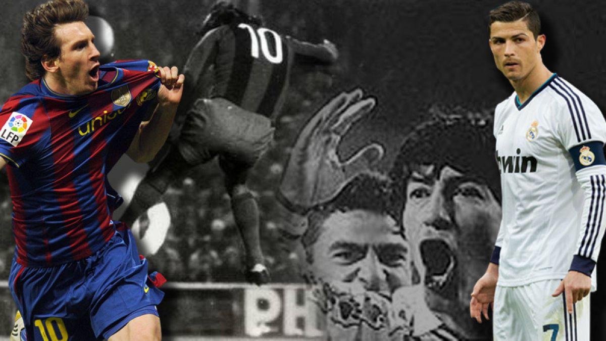 Los 5 clásicos más recordados entre el Barcelona y Real Madrid
