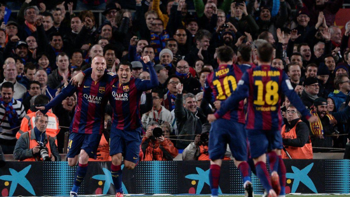 [GOL A GOL] Barcelona de Bravo venció al Real Madrid