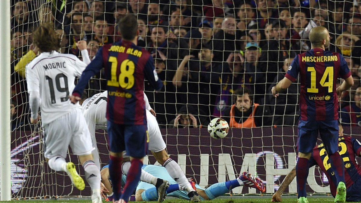 [FOTOS] Así se vive el clásico Barcelona v/s Real Madrid