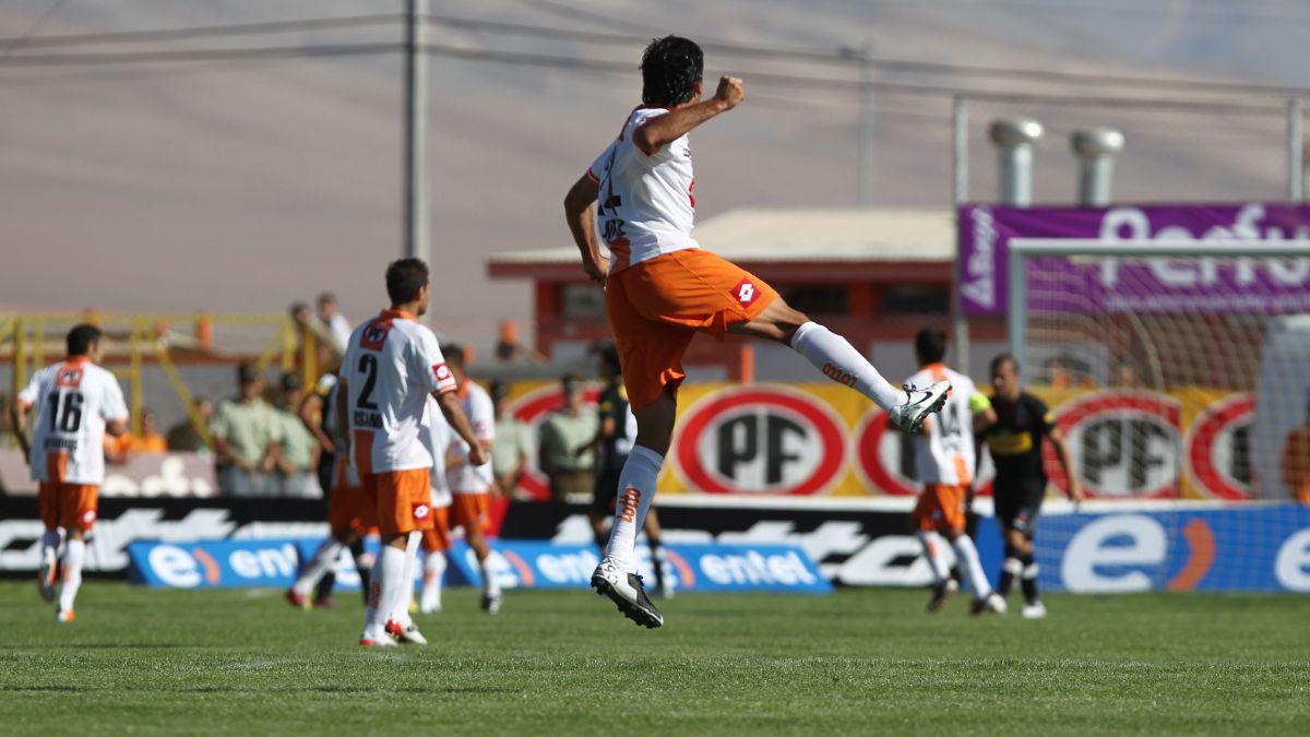 Cobresal fue el gran ganador de la fecha 12 del torneo de Clausura 2015