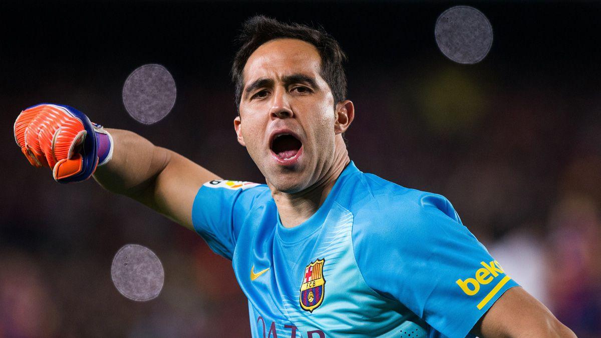 Claudio Bravo se acerca al trofeo Zamora tras goleada de FC Barcelona sobre Getafe