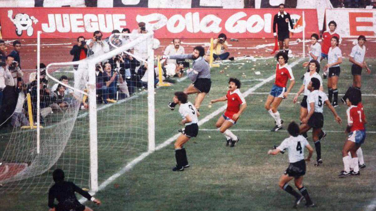 Jorge Aravena a 30 años del gol imposible: Es difícil de olvidar