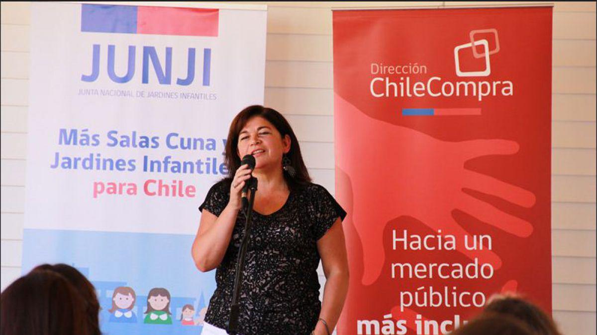 Junji por sueldo de consuegra de Bachelet: No ha habido ningún trato especial con ella