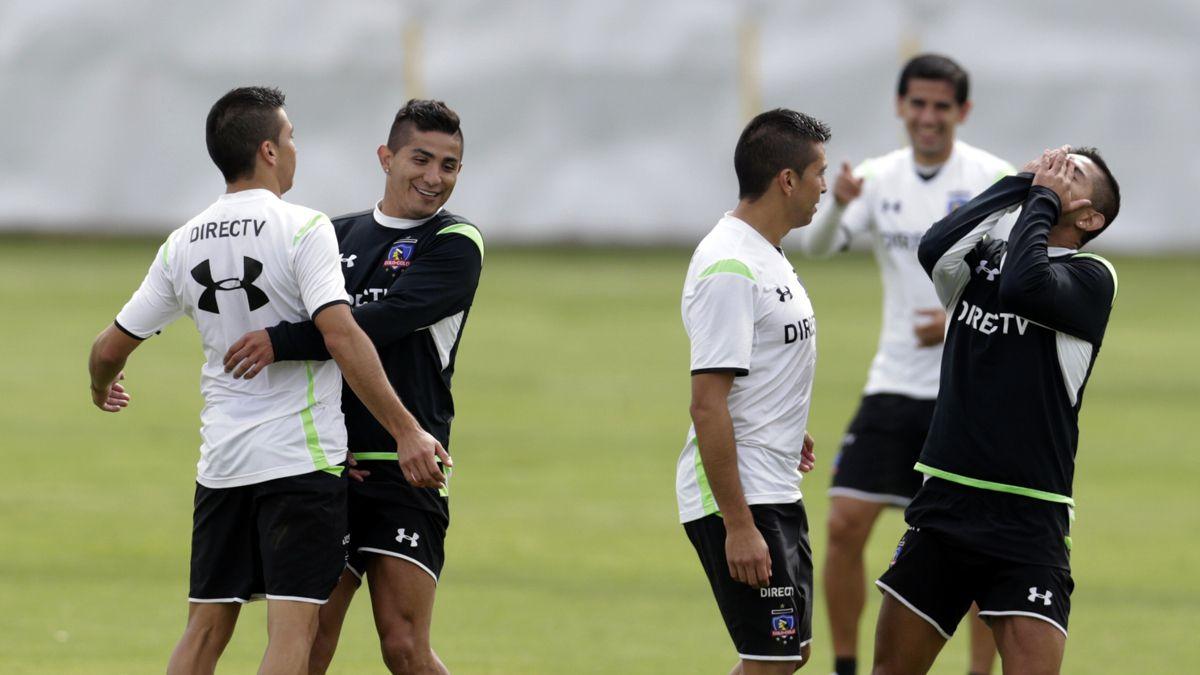 [VIDEO] En Colo Colo se toman con humor la expulsión de Fierro