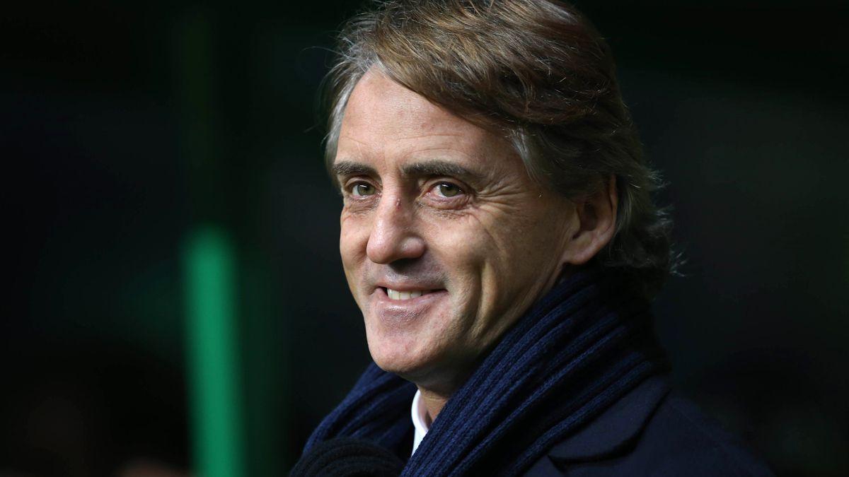 Mancini en contra de los nacionalizados: Si juegas con Italia, deberías ser italiano