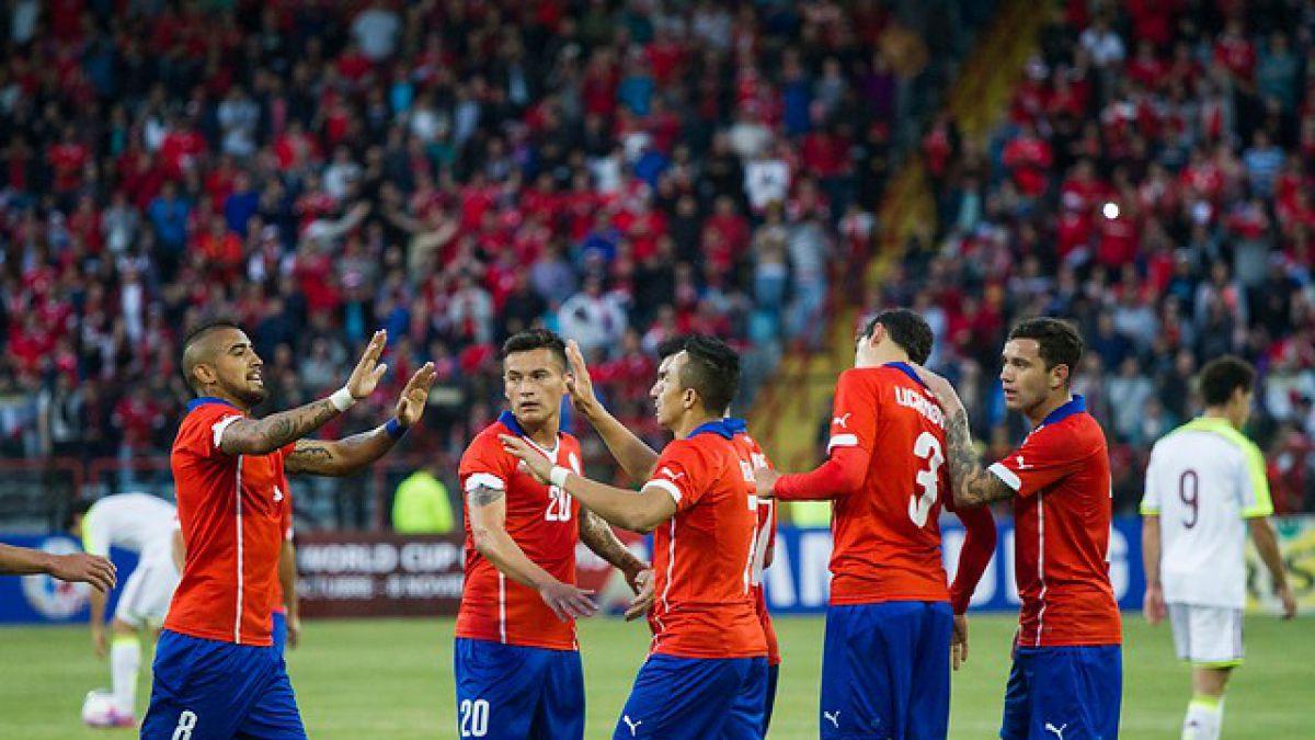 Confirman amistoso entre la Roja y El Salvador antes de la Copa América