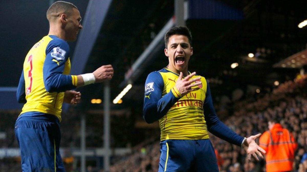 Alexis una vez más entre los mejores de Inglaterra