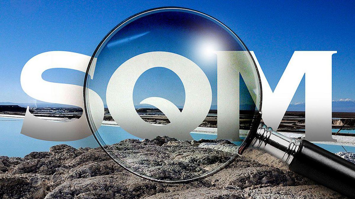 Quién es quién en la nueva denuncia de Impuestos Internos contra SQM