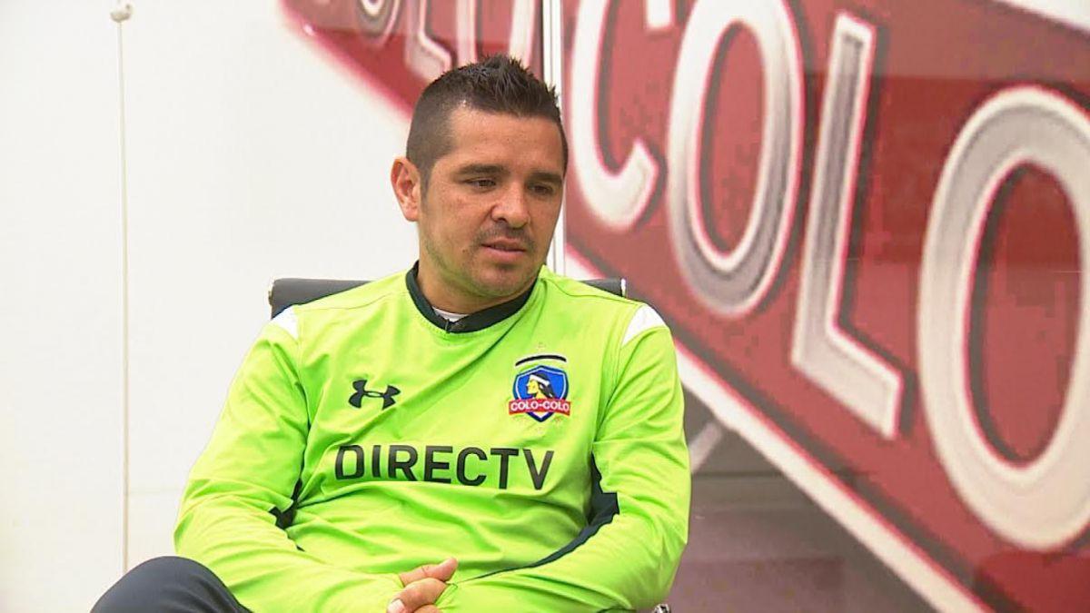 [EXCLUSIVO T13.CL] Héctor Tapia habló en profundidad del presente de Colo Colo
