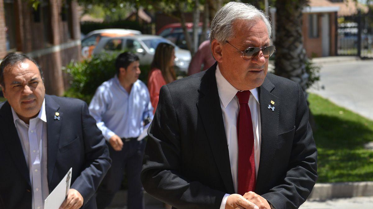 [VIDEO] Arturo Salah asoma como candidato de consenso a la presidencia de la ANFP