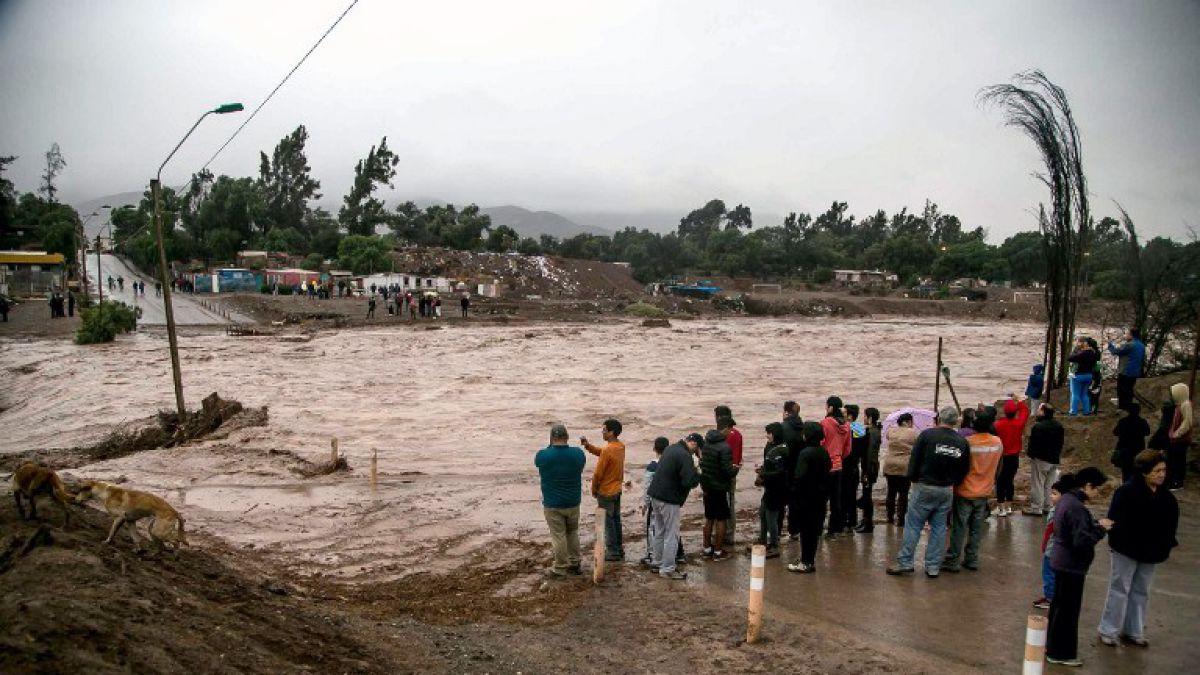 Salud informa medidas sanitarias por emergencia en el Norte