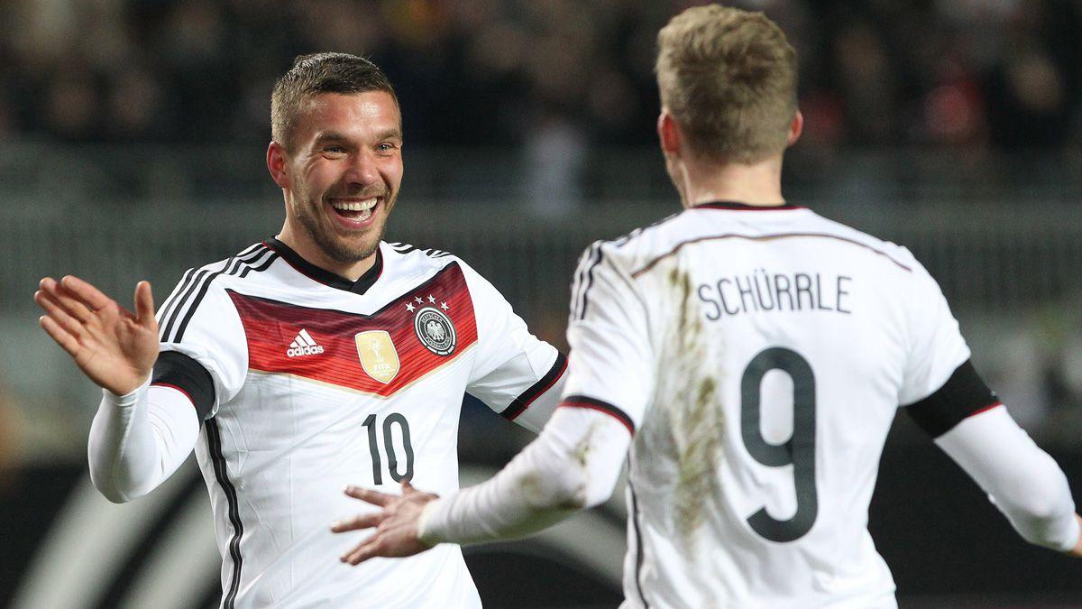Alemania sufre para empatar en casa ante Australia