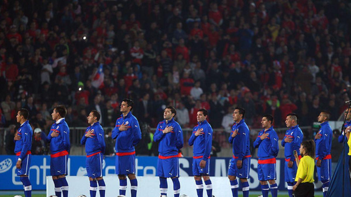 El partido de Chile hoy tendrá un minuto de silencio