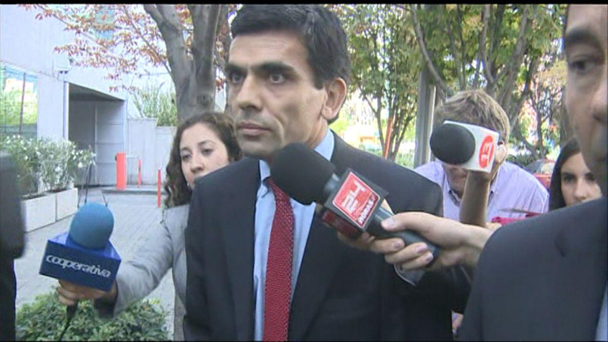 Corte rechaza desafuero de diputado Felipe De Mussy — Caso Penta