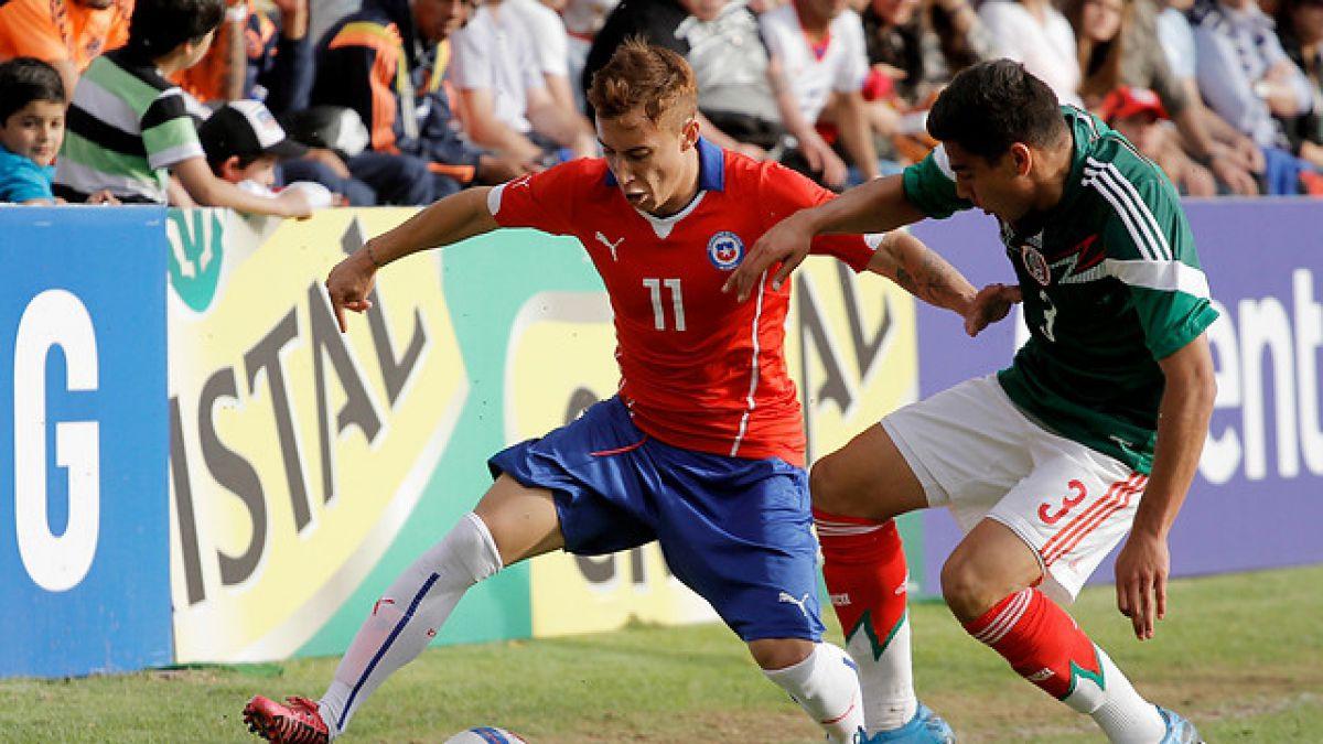 Jorge Valdivia tendrá compañero chileno en Palmeiras