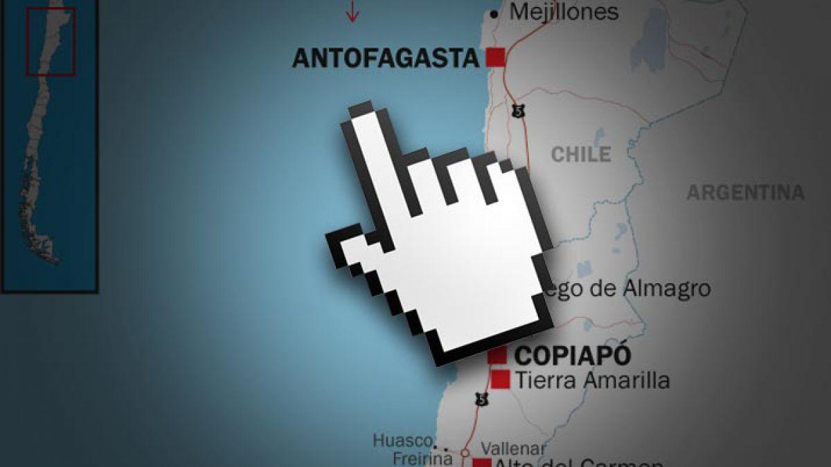 Mapa interactivo: cuál es la situación de las principales zonas afectadas en el norte