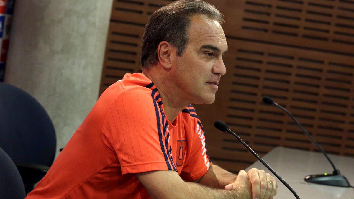 Martín Lasarte: Nosotros nos estamos preparando para ser campeón