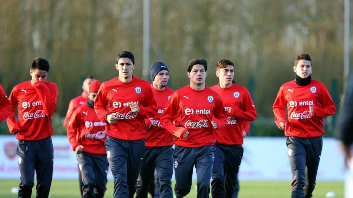 Chile va sin Pizarro, Valdés y Fernández en contra de Brasil