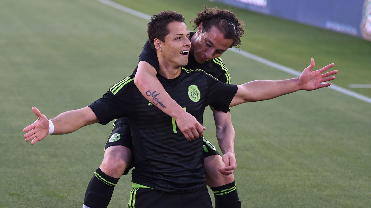 "[VIDEO] Con gol de ""Chicharito"", México vence a Ecuador"