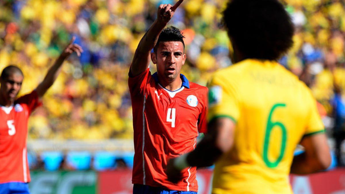 Mauricio Isla tras la derrota: Faltó meter el gol