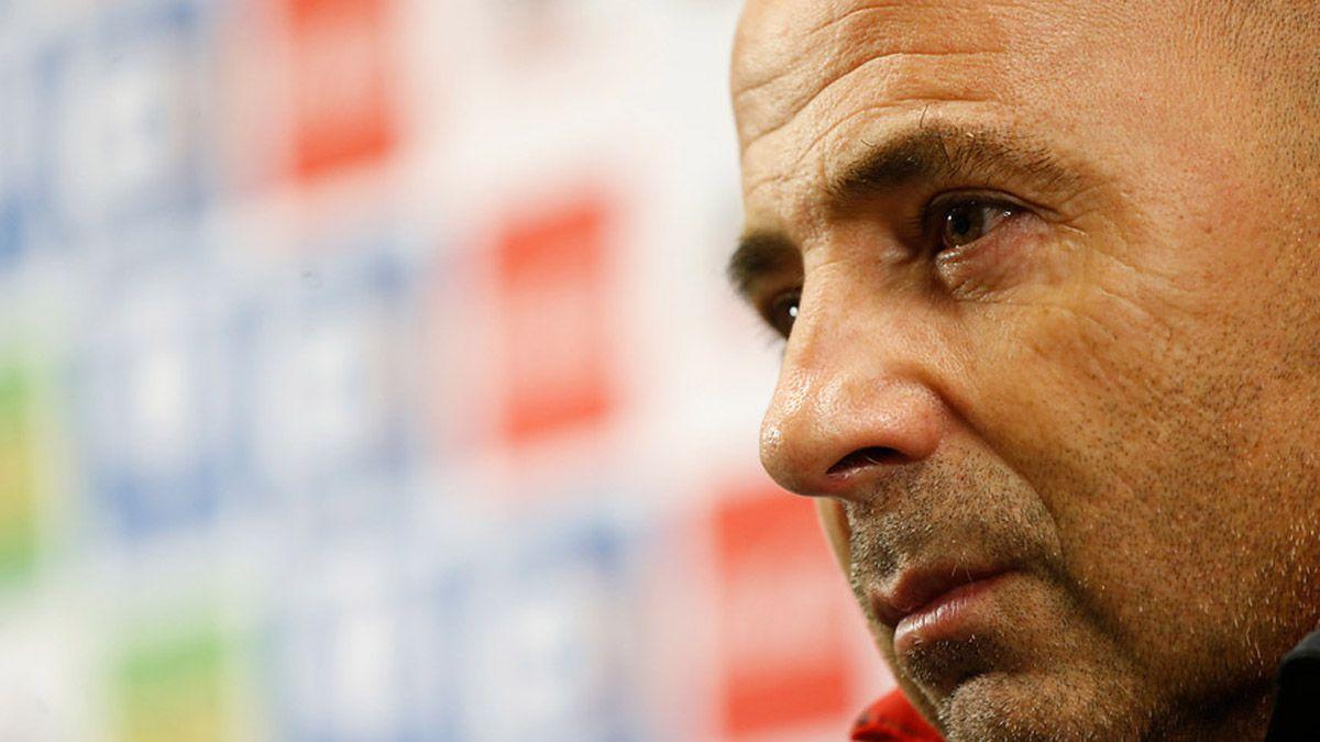 """Sampaoli y Copa América: """"Lo que nos dejaría tranquilo es obtener el campeonato"""""""