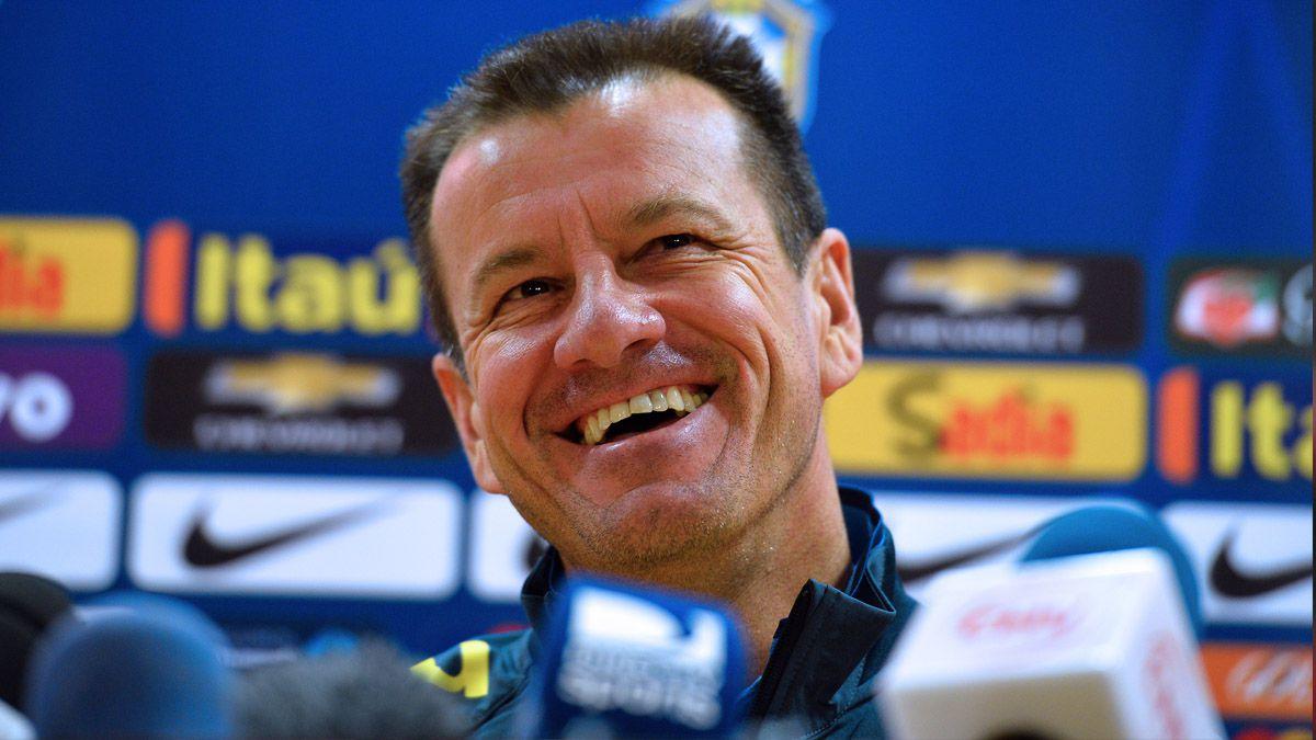 Dunga se hará cargo del equipo para Rio 2016