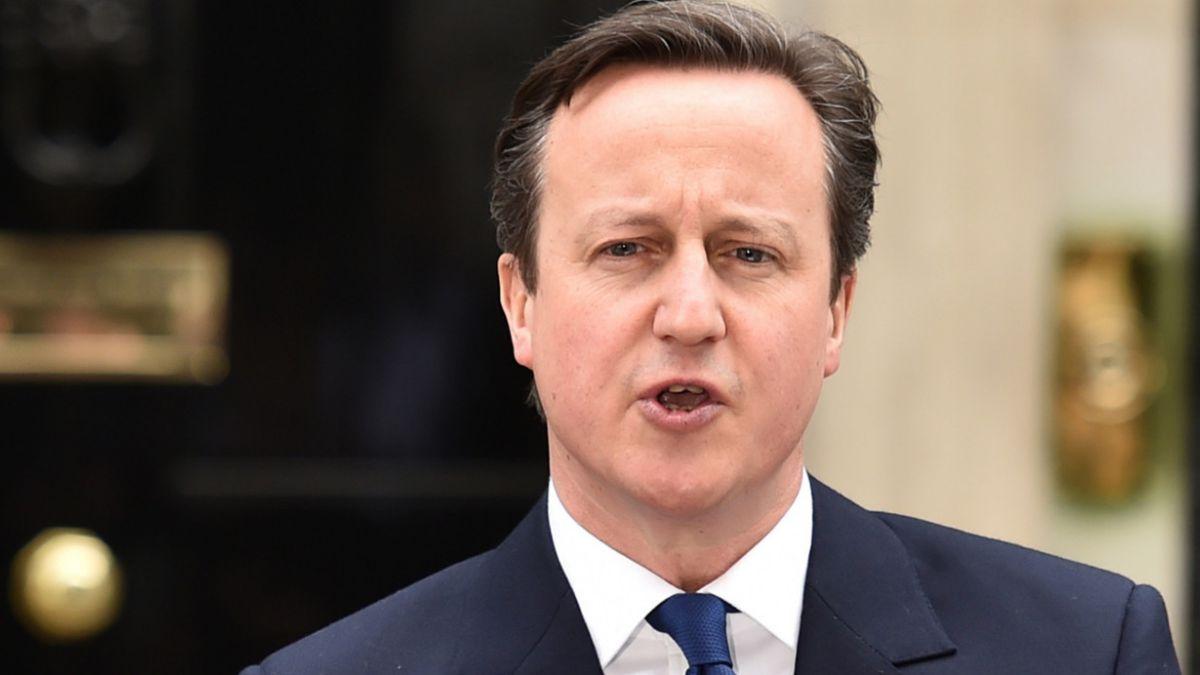David Cameron: Blatter debe irse de la FIFA