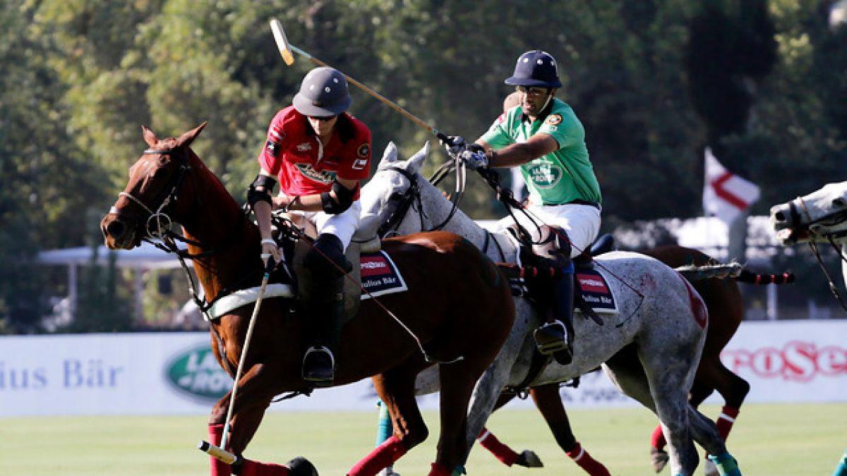 Chile se quedó con el Grupo A y avanzó a semifinales del Mundial de polo