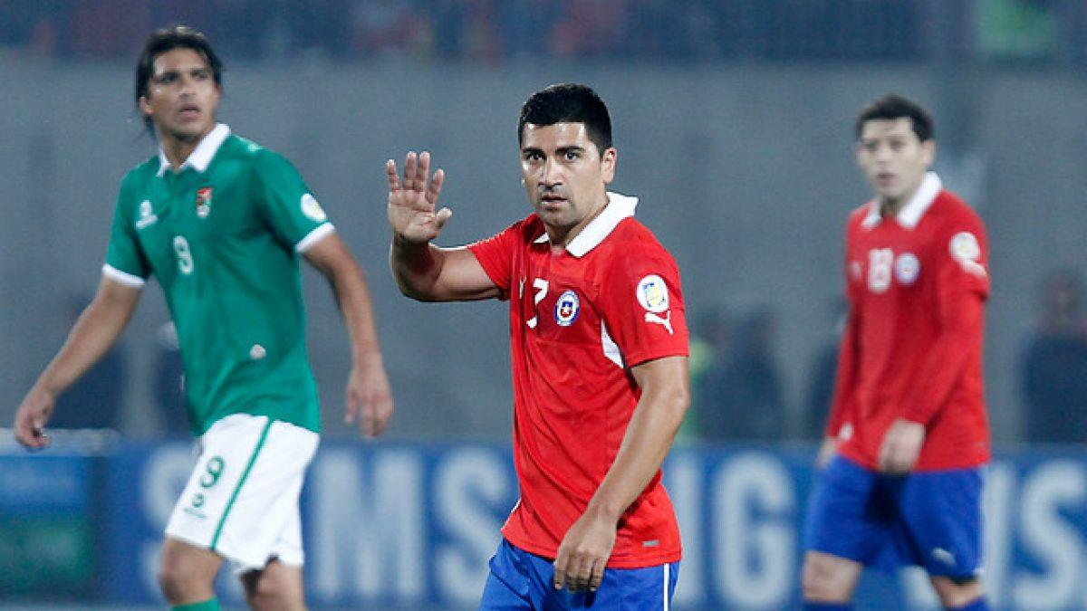 David Pizarro alaba el nivel de la Seleccion chilena y sueña con Copa América