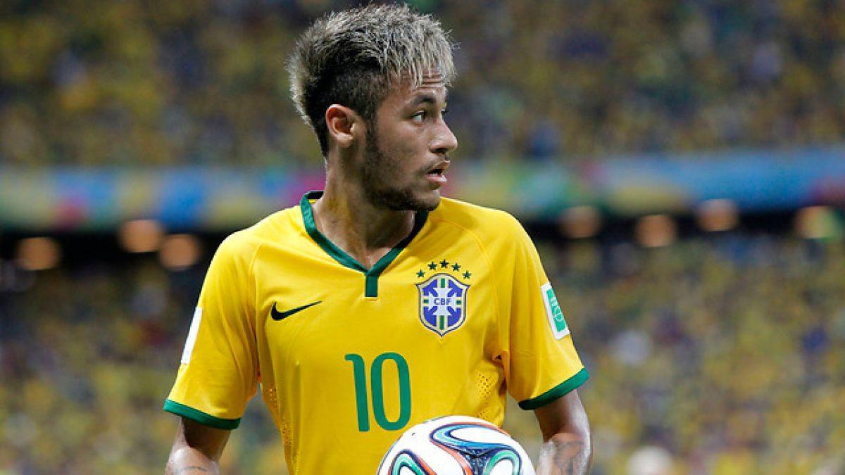 """Neymar sigue la polémica con Medel: """"No lo conozco, no sé quién es"""""""