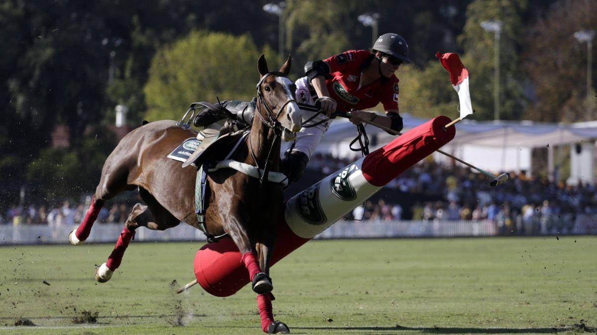 Chile superó a Brasil y se clasificó a la final del mundial de Polo