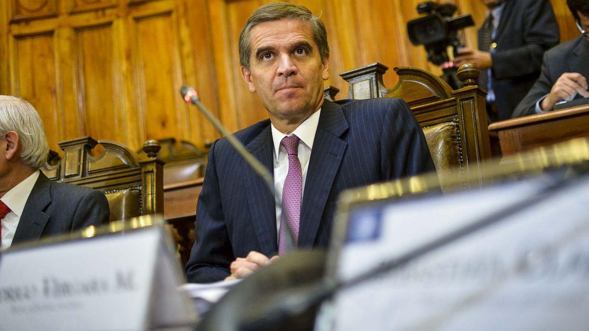 El mensaje más político y polémico de Rodrigo Vergara en el que podría ser su último IPoM