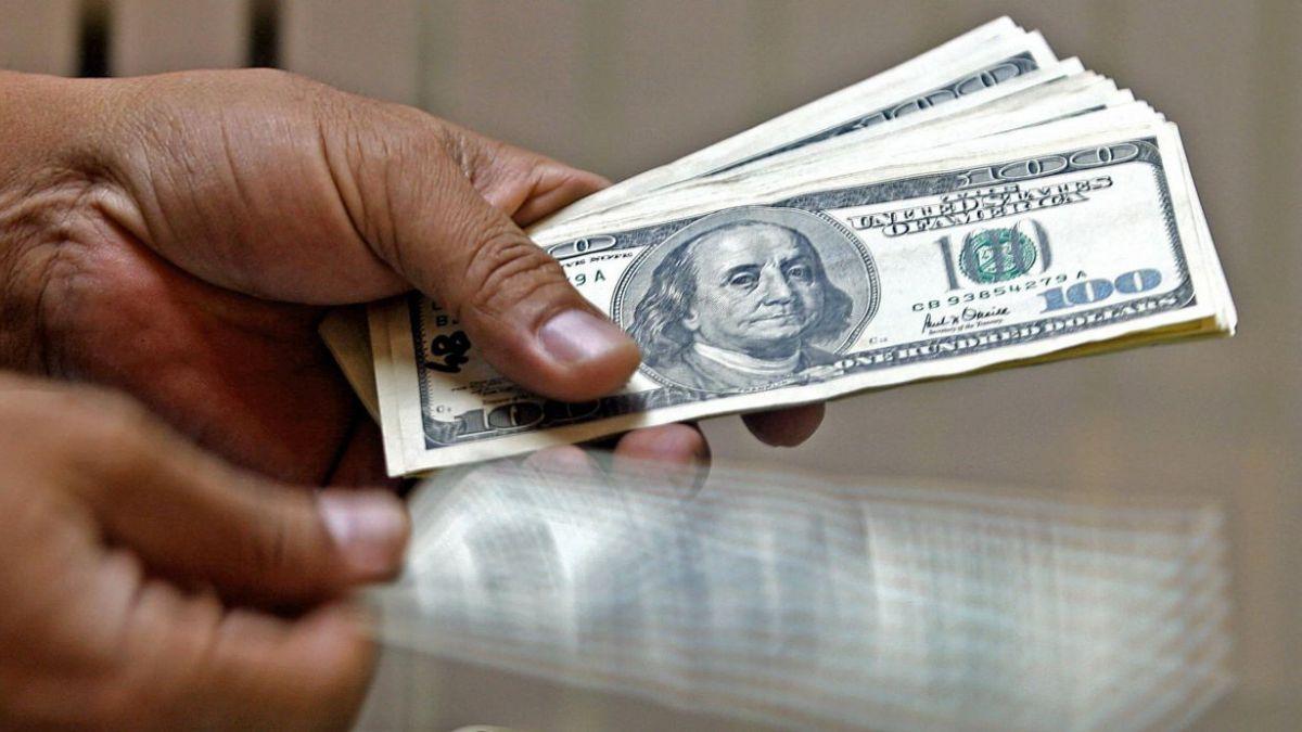 Dólar cierra estable la jornada y se cotiza en $616