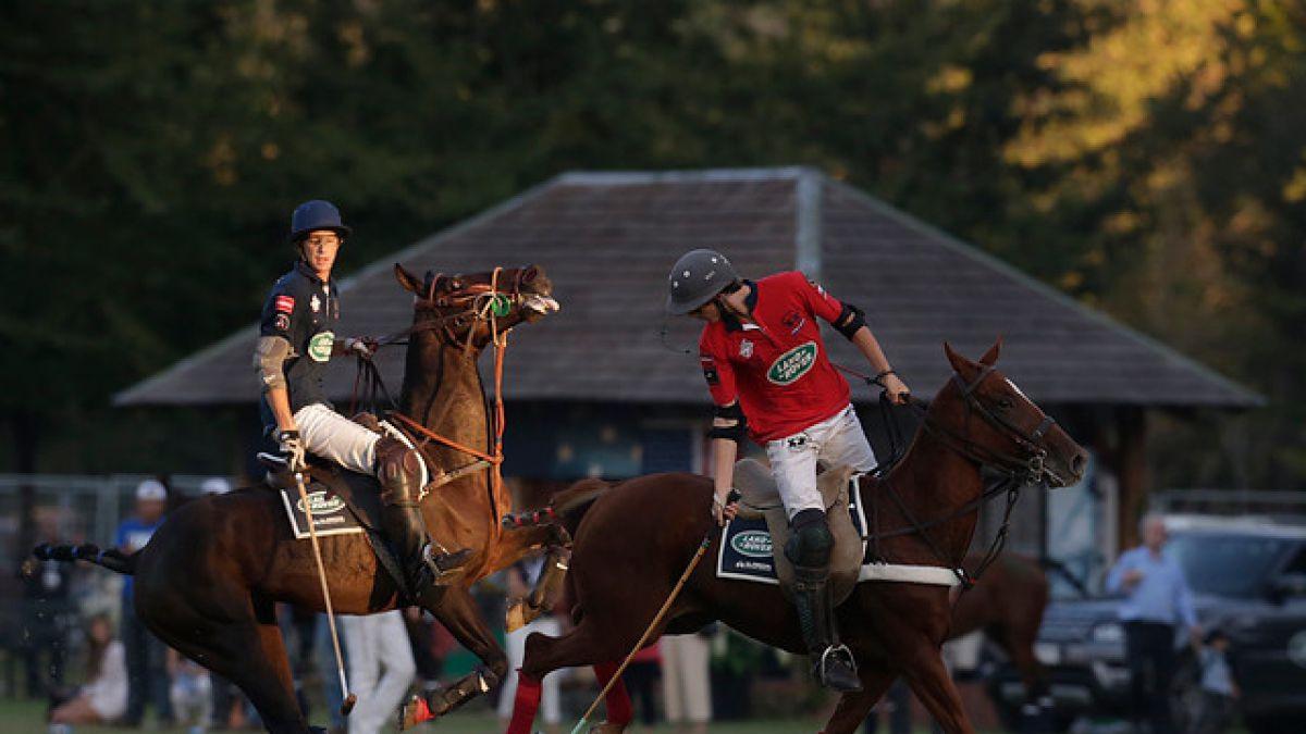 Chile es el tercer país con más títulos mundiales de polo