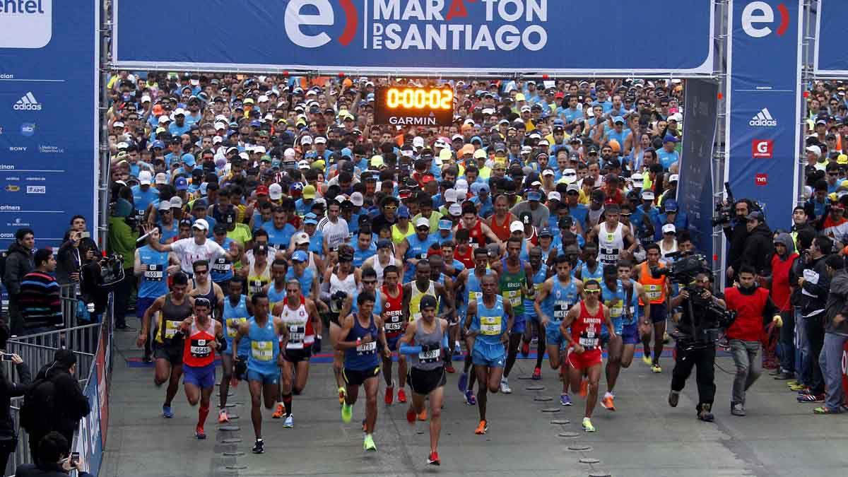 A 10 días de la Maratón de Santiago: 8 consejos que no debes olvidar