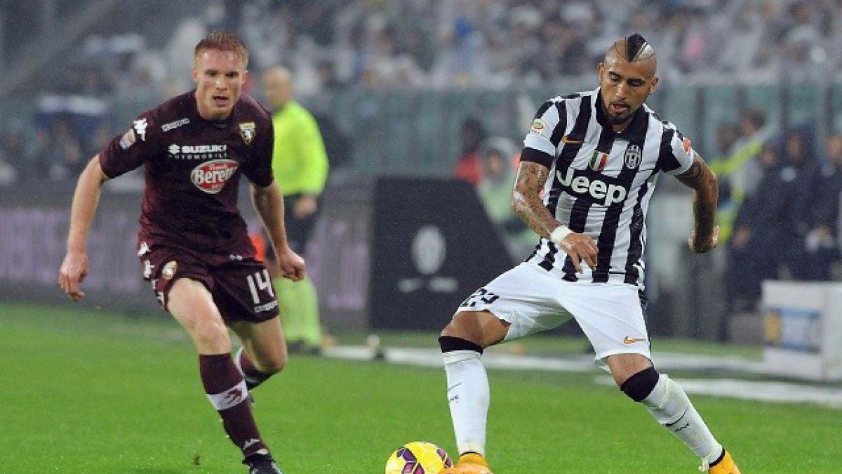 En Italia aseguran que Vidal deberá recuperar su trono