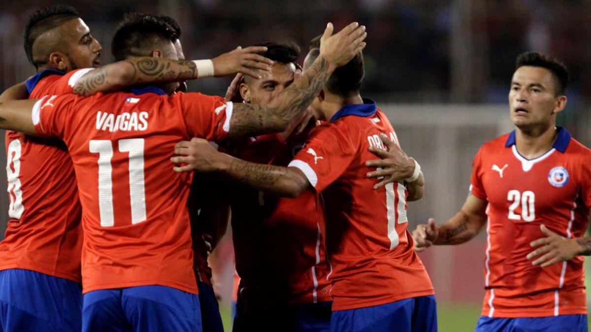 La Selección chilena mantiene su puesto en el ranking FIFA