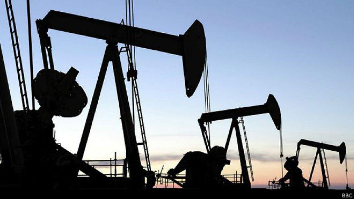 Petróleo cae en Nueva York a USD 58,33 el barril