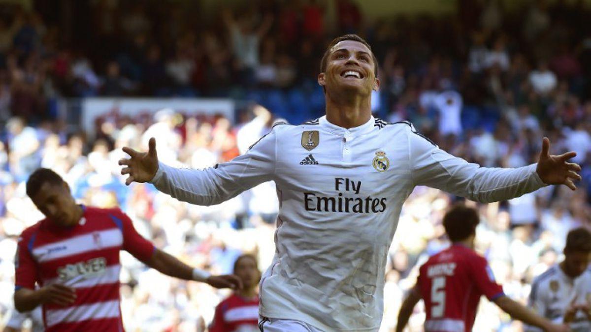 Cristiano Ronaldo marca cinco: Real Madrid golea al Granada de Manuel Iturra