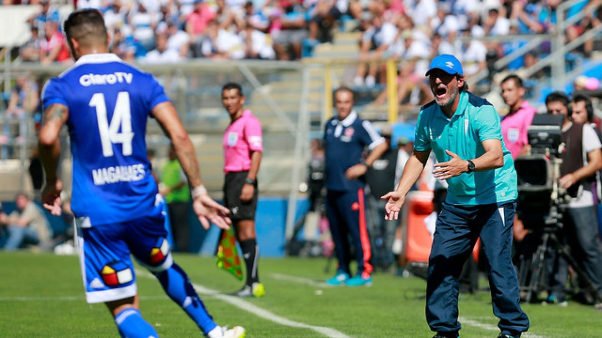 Mario Salas hizo un duro análisis de la derrota ante la U