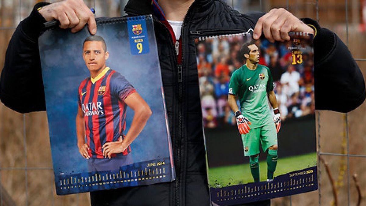 Alexis y Bravo en otro once ideal de Europa