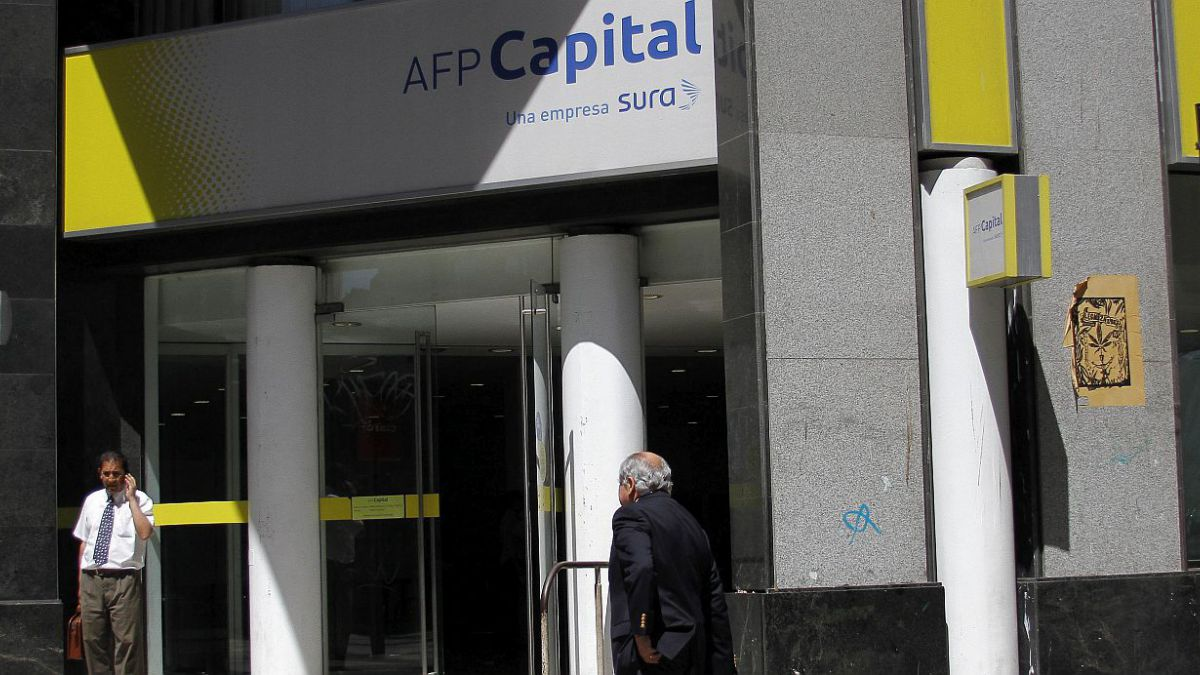 Superintendencia de pensiones ofició a AFP Capital por polémico video