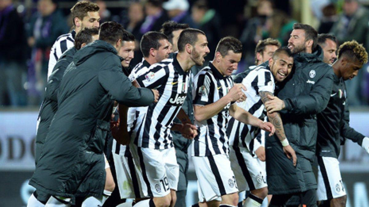 Arturo Vidal alcanza la final de la Copa Italia, pero Sampaoli queda preocupado