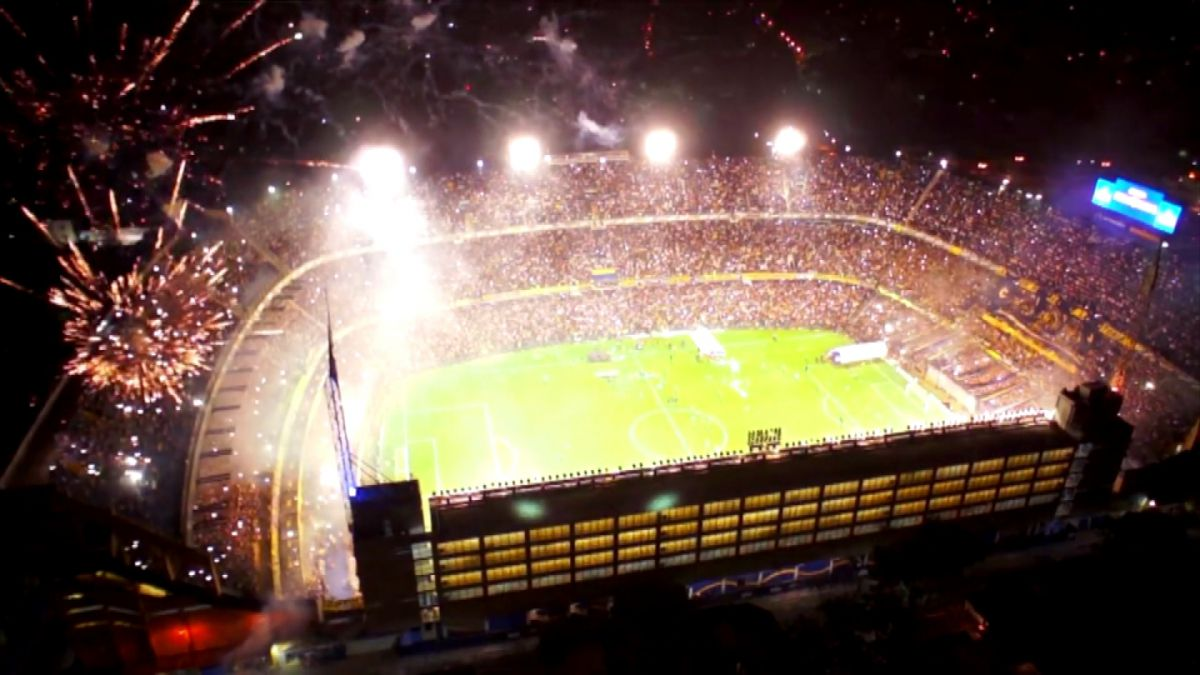Estadio de Boca fue clausurado tras incidentes en la Libertadores